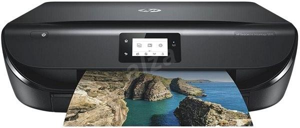 HP Deskjet 5075 Ink Advantage e-All-in-One - Atramentová tlačiareň