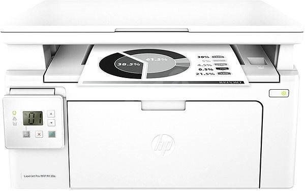 HP LaserJet Pro MFP M130 - Laserová tlačiareň