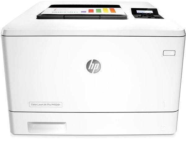 HP Color LaserJet Pro M452dn JetIntelligence - Laserová tlačiareň