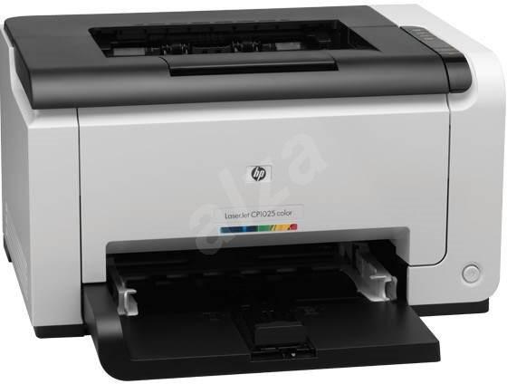 HP Color LaserJet Pro CP1025 - Laserová tlačiareň
