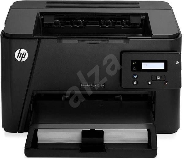 HP LaserJet Pro 200 M201dw - Laserová tlačiareň