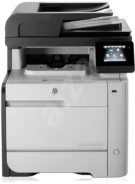 HP LaserJet Pro 400 color MFP M476dn - Laserová tlačiareň