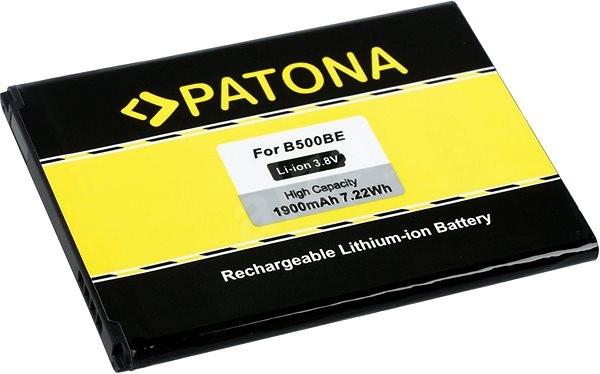 PATONA pre Samsung CS-SMI257XL 1900 mAh 3,8 V Li-Ion - Batéria do mobilu