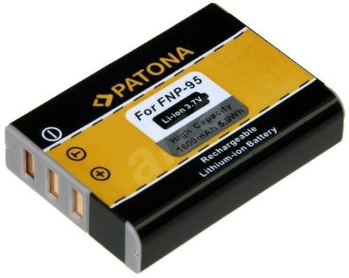 PATONA pre Fuji NP-95 1600 mAh Li-Ion - Batéria do fotoaparátu