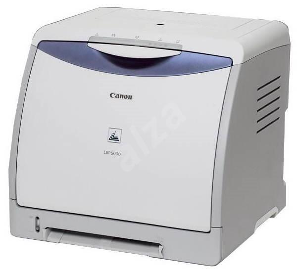 Canon i-Sensys LBP5000 - Laserová tlačiareň