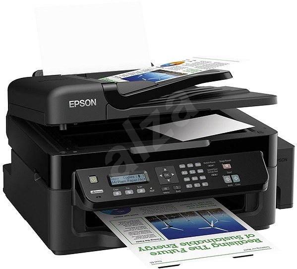 Epson L550 - Atramentová tlačiareň