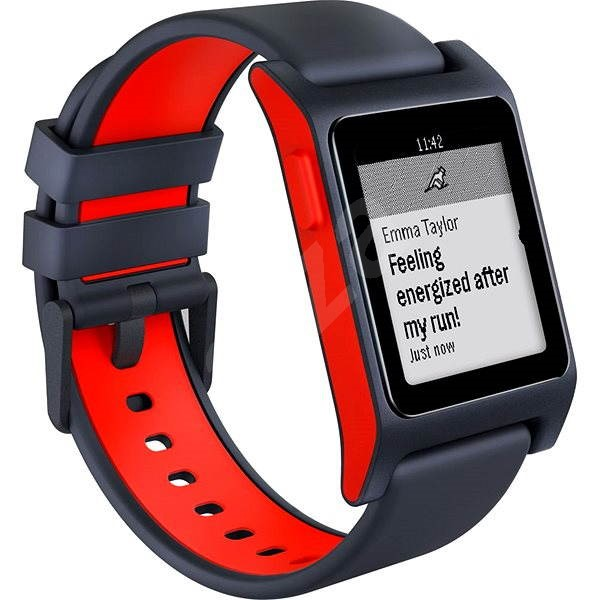 5ec1d8da7 Pebble SmartWatch 2HR červené - Smart hodinky | Alza.sk
