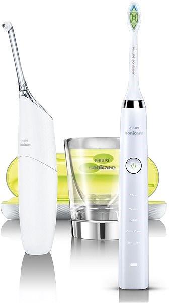 15b92a47f Philips Sonicare DiamondClean + AirFloss Ultra, HX8491/01 - Elektrická  zubná kefka