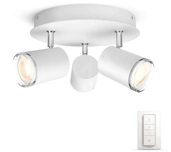 Philips Hue White Ambiance Adore 34362/31/P7 - Stropné svetlo