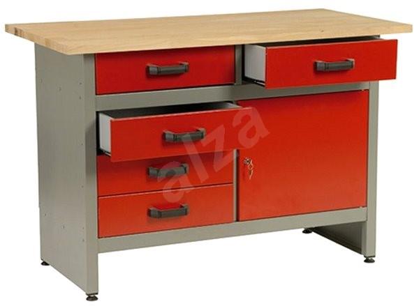 a0c862f09f179 MARS Pracovný stôl 5802 - Pracovný stôl | Alza.sk