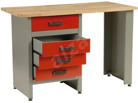 8802cb74ad51c MARS Pracovný stôl 5803 - Pracovný stôl | Alza.sk