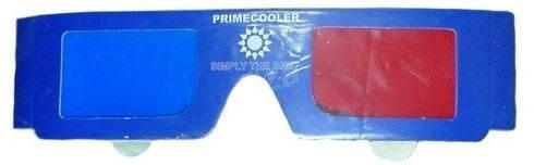 4f22cf9f0 PRIMECOOLER 3D GLASSES Blue-Red - Papierové 3D okuliare | Alza.sk