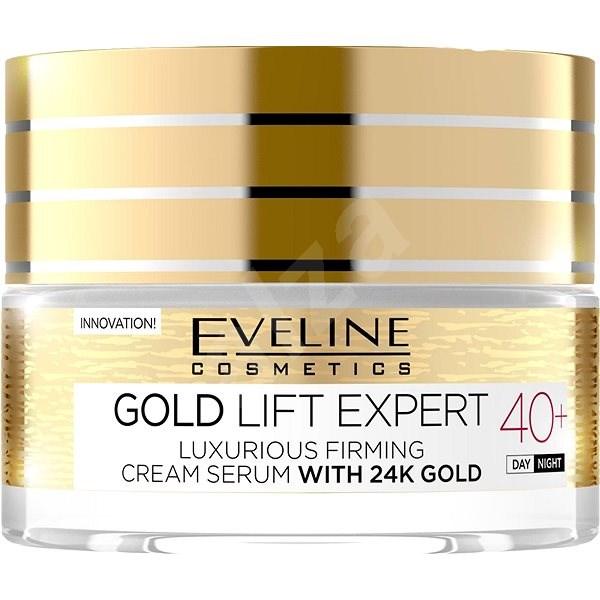 EVELINE Cosmetics Gold Lift Expert Day & Night 40+ 50 ml - Pleťový krém