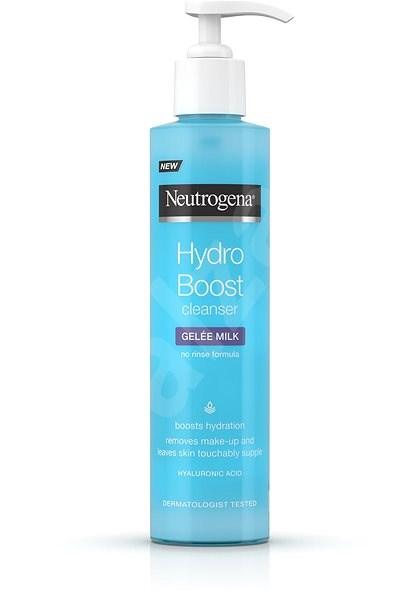 106c54261 NEUTROGENA Hydro Boost Cleanser Gelée Milk 200 ml - Pleťové mlieko ...