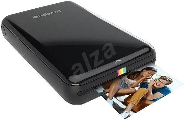 Polaroid ZIP čierna - Termosublimačná tlačiareň