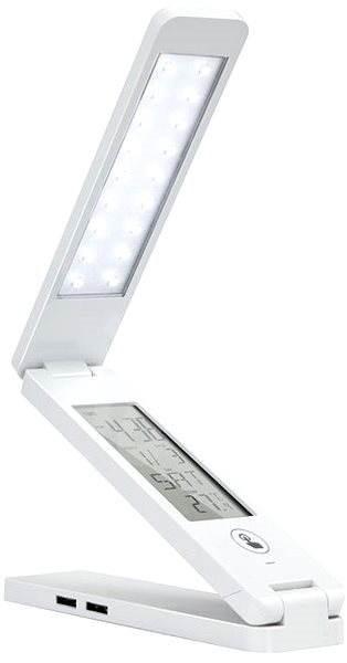 Panlux USB LED biela 4000K stmievateľná - Lampa