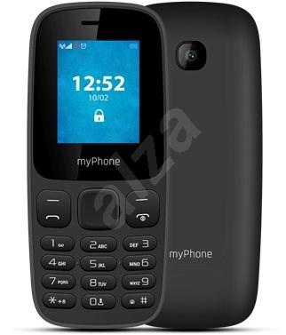 myPhone 3330 čierny - Mobilný telefón