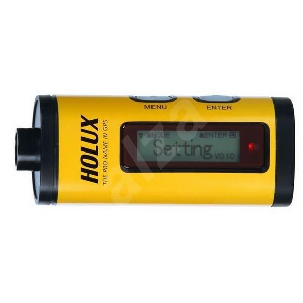 EU3C Holux M-241 - GPS prijímač a datalogger
