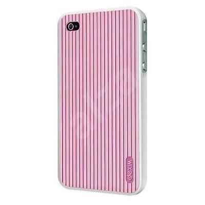 DEXIM Premium Silicone Case růžové - Pouzdro na mobilní telefon