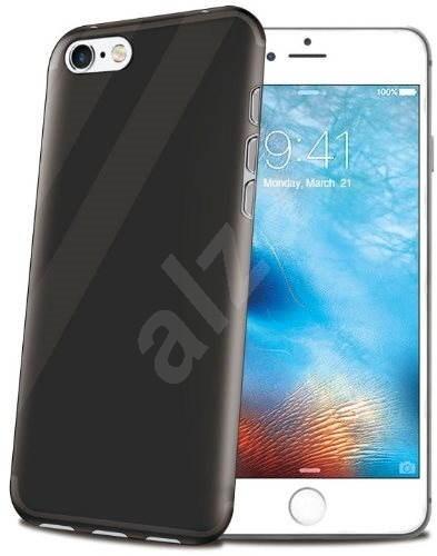 CELLY GELSKIN800 čierne iPhone 7 8 - Kryt na mobil  423b582acdb