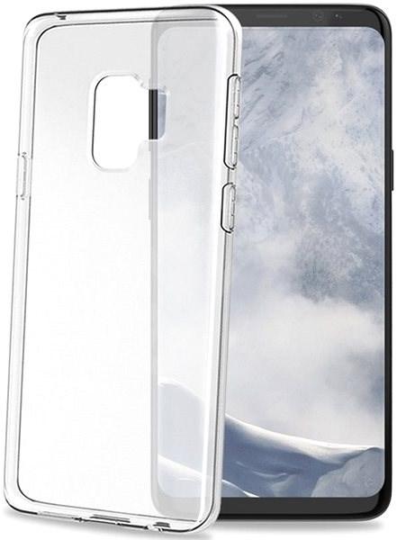 CELLY Gelskin pro Samsung Galaxy S9 bezfarebný - Kryt na mobil