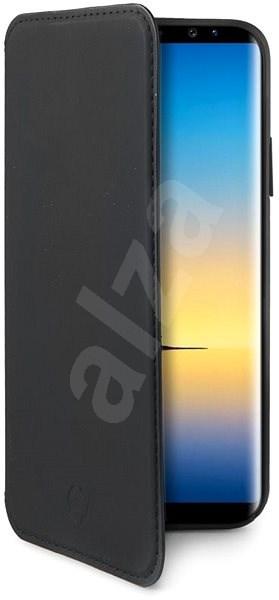 CELLY Prestige pre Samsung Galaxy Note 8 čierne - Puzdro na mobil ... 877e8a2cfc1