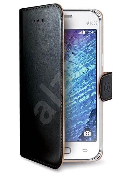 CELLY WALLY501 čierne - Puzdro na mobil. PREDAJ SKONČIL. Puzdro na mobil  pre Samsung Galaxy ... e24d7547b60