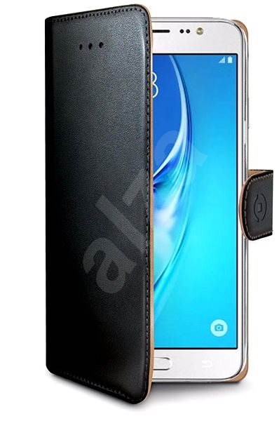 CELLY WALLY556 čierne - Puzdro na mobil. PREDAJ SKONČIL. Puzdro na mobil - pre  Samsung Galaxy ... e68e76e08fa