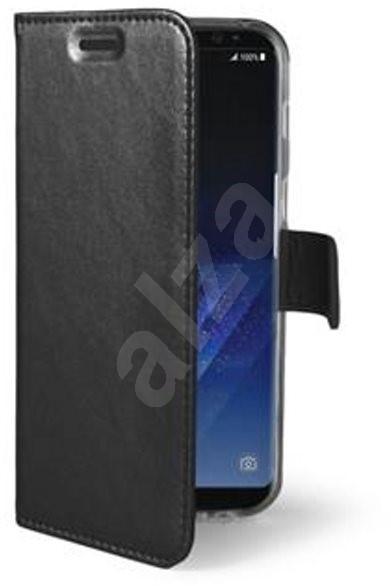CELLY Air pre Samsung Galaxy S8+ čierne - Puzdro na mobil  39074fef126