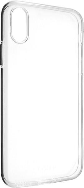 FIXED na Apple iPhone XS číry - Kryt na mobil