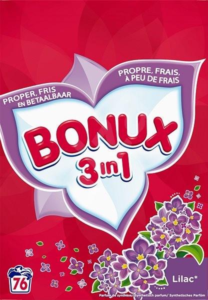 BONUX Lilac 4,94 kg (76 praní) - Prací prášok