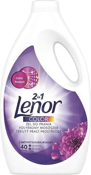 LENOR 2v1 Amethyst Color 2,2 l (40 praní) - Prací gél