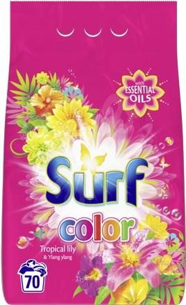 5ebad0ff3 SURF Color Tropical 4,55 kg (70 praní) - Prací prášok | Alza.sk