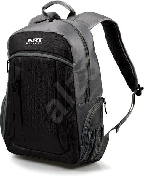 """PORT DESIGNS Valmorel Backpack 15.6 """"čierny - Batoh na notebook"""