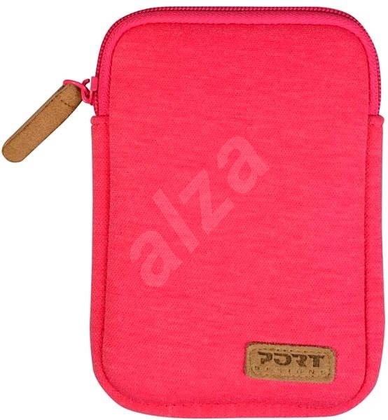 """PORT DESIGNS Torino 2,5"""" ružové - Puzdro na pevný disk"""