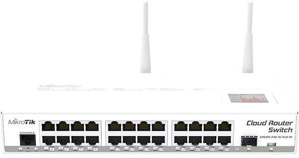 Mikrotik CRS125-24G-1S-2HnD-IN - Switch