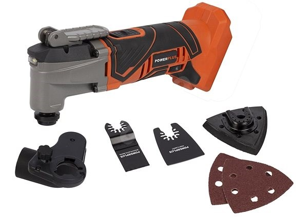 POWERPLUS POWDP4060 - Multitool