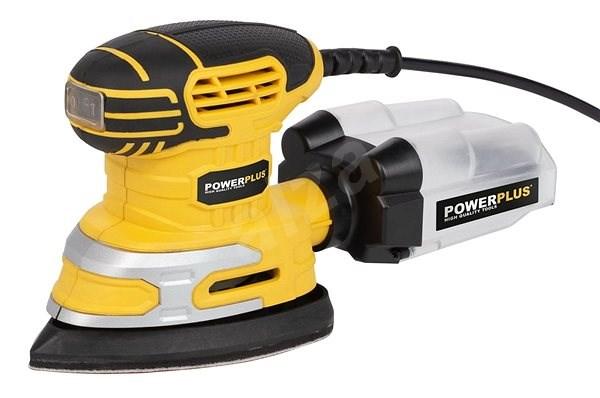 POWERPLUS POWX0481 - Vibračná brúska