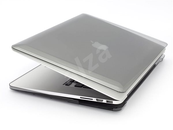 "Power Support Air Jacket Smoke Macbook Pro Retina 13"" - Puzdro na notebook"