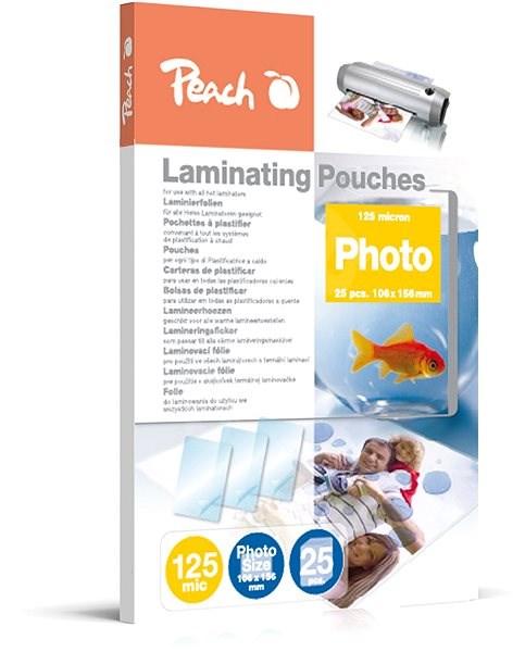 Peach S-PP525-20 lesklá - Laminovacia fólia
