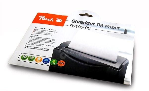 Peach olejový papier PS100-00 - Papier