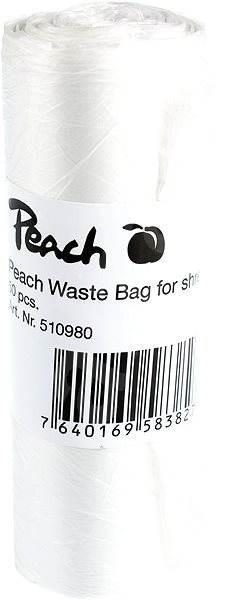 PEACH vrecúška do skartovačky - Vrecia na odpad