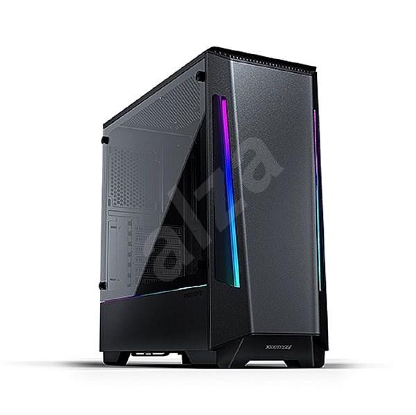 Phanteks Eclipse P360x Tempered - černý - Počítačová skriňa