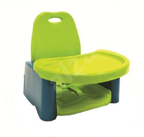 Detská prenosná jedálenská stolička - Lipovozelená - Detské sedadlo