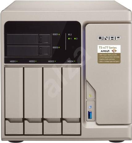 QNAP TS-677-1600-8G - Dátové úložisko