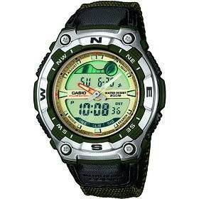 Casio COMBINATION AQW 100B-3A - Pánské hodinky