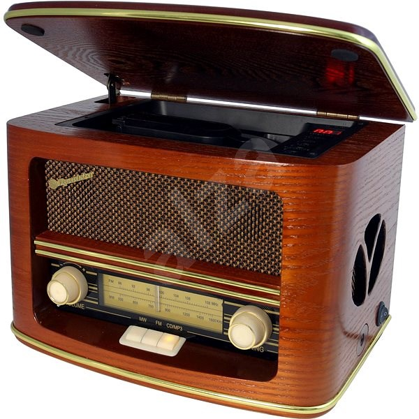 Roadstar HRA-1500MP - Rádio