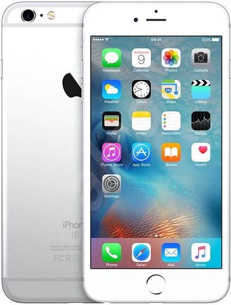 iPhone 6s Plus 32 GB Silver - Mobilný telefón  34200c3f8f7