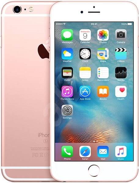 iPhone 6s Plus 128GB Rose Gold - Mobilný telefón  a52ec1110b9