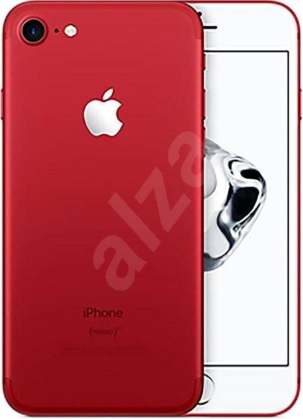 iPhone 7 128GB Červený - Mobilný telefón  793ef6ca4ec